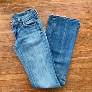 Citizens of Humanity, Low Waist Bootcut Jeans